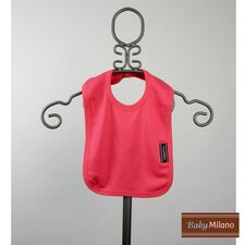Bib in Hot Pink