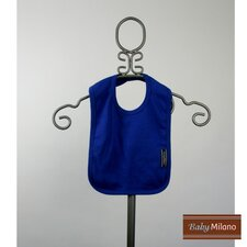 <strong>Baby Milano</strong> Bib in Royal Blue