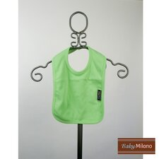 Bib in Lime Green