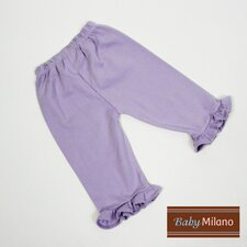 Frilled Pants in Lavender