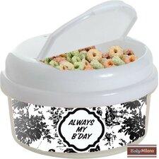 Toile 12 oz. Snack Container