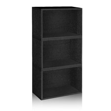 Way Basics Eco Stackable Hillcrest Modular Bookcase and Storage Shelf