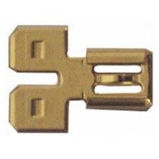 Double Male Tab Single Female Slip-On Terminal
