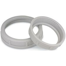 "0.5"" Plastic Insulating Bushings (Set of 100)"