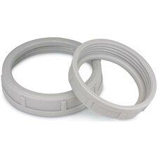 "1.5"" Plastic Insulating Bushings (Set of 50)"