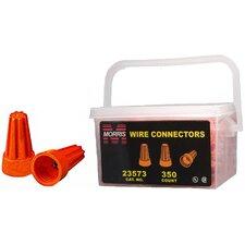 Screw-On Wire P3 Handy Pack Connectors in Orange