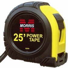 "<strong>Morris Products</strong> 1"" Tape Measures"