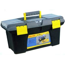 "<strong>Morris Products</strong> 16"" Plastic Tool Boxes"