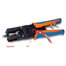 Professional Waterproof Connector Crimping Tool