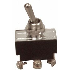 Heavy Duty SPDT Toggle Switch