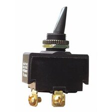Heavy Duty Non-Metallic Double Toggle Switch