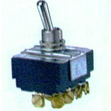Heavy Duty 4PST On-Off Toggle Switch