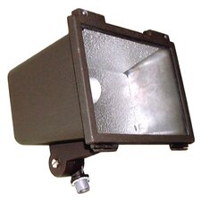 HPS 120V Small Wet Location Bronze Floodlight