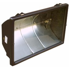 240V 1500W Quartz Floodlight in Bronze