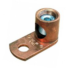 Copper Mechanical Lug with 8-1/0 Wire