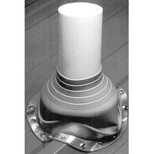 "0.25""-4"" Metal Pipe Roof Flashing"