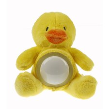 Duck LED Night Light Plush with Push Switcher