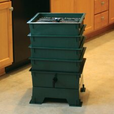 <strong>Nature's Footprint</strong> Worm Factory 4 Tray Composter