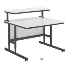 PCT 120-100 HM Computer Table
