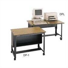 DPL Mobile Computer Table