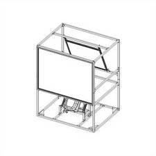 Da-View: Ultra Stand Alone Rear Projection Enclosure
