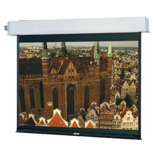 "<strong>Da-Lite</strong> Advantage Electrol Motorized Matte White 90"" x 160"" Electric Projection Screen"
