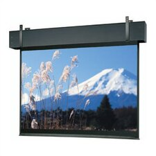 "Professional Electrol Matte White 188"" Electric Projection Screen"
