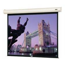 "Cosmopolitan Electrol Video Spectra 1.5 110"" Electric Projection Screen"