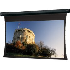 "Tensioned Cosmopolitan Electrol Dual Vision Projection Screen - 72.5"" x 116"" 16:10 Wide Format"