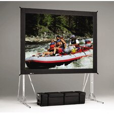 Fast Fold Deluxe Dual Vision Portable Replacement Projection Screen