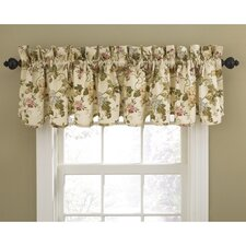 <strong>Waverly</strong> Napoli Cotton Curtain Valance