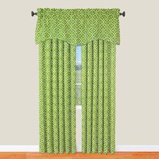 <strong>Waverly</strong> Lovely Lattice Window Treatment Collection