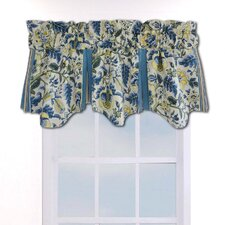 Imperial Dress Porcelain Curtain Valance