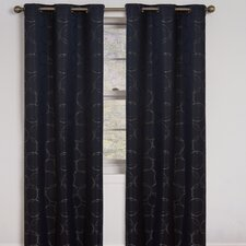 Meridian Rod Pocket Curtain Panel