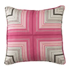 Eastern Myth Striped Accent Pillow