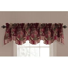 Ballad Bouquet Cotton Curtain Valance