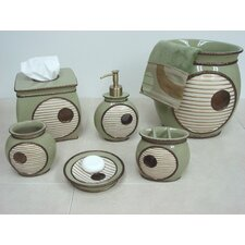 Encircle 6 Piece Bathroom Accessory Set