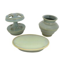Fremont 3 Piece Bathroom Accessory Set