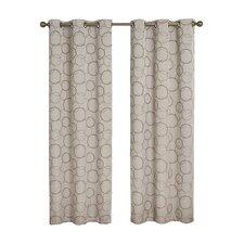 Meridian Grommet Window Curtain Panel