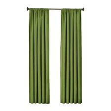 Kendall Rod Pocket Window Curtain Panel