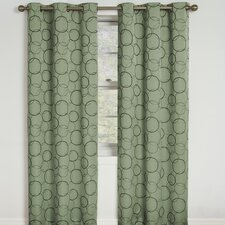 Meridian Window Curtain Single Panel