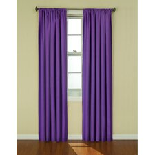 <strong>Eclipse Curtains</strong> Kendall Kids Window Curtain Single Panel