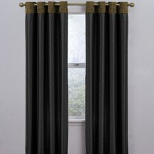 <strong>Eclipse Curtains</strong> Venetian  Grommet Window Curtain Single Panel