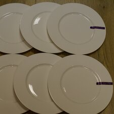 Bone China Dinner Plate (Set of 6)