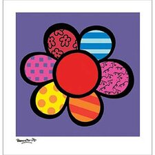 Flower Power III Canvas Art