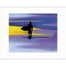Dawn Patrol Canvas Art
