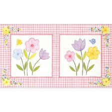 <strong>Art 4 Kids</strong> Country Gingham Wall Art