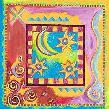 Zen Night Canvas Art