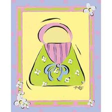 Petite Purse Canvas Art