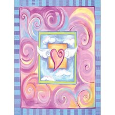Soaring Heart Canvas Art